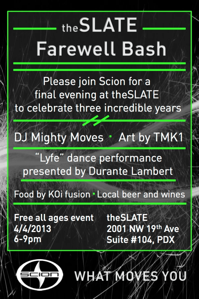 SLATE closing flyer- w description